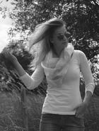 Jenny - fliegende Haare
