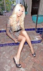 Model Jenny Forth