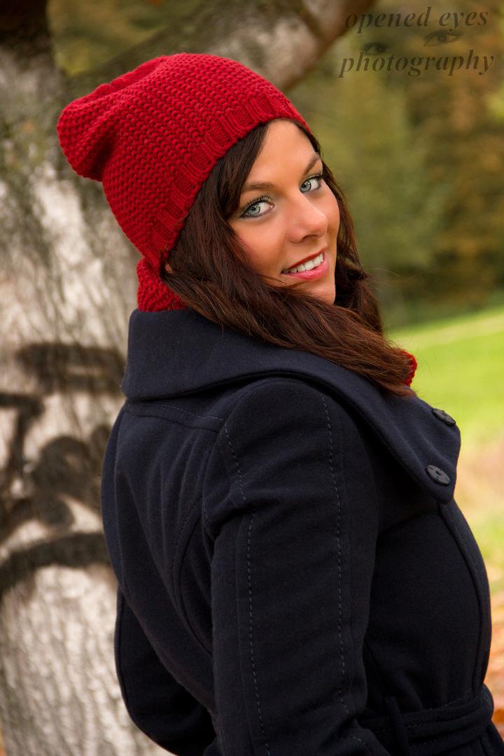Jenny im Herbst 03