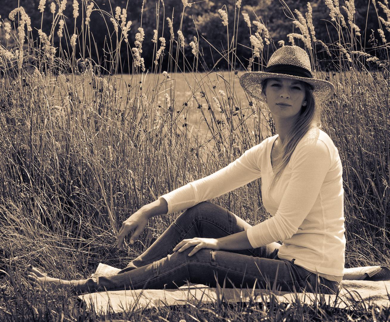 Jenny - im hohen Gras