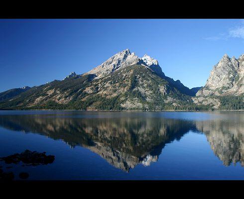 Jenny Lake * Wyoming