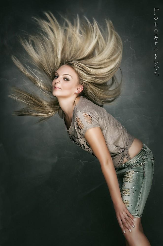 Jenny macht Wind