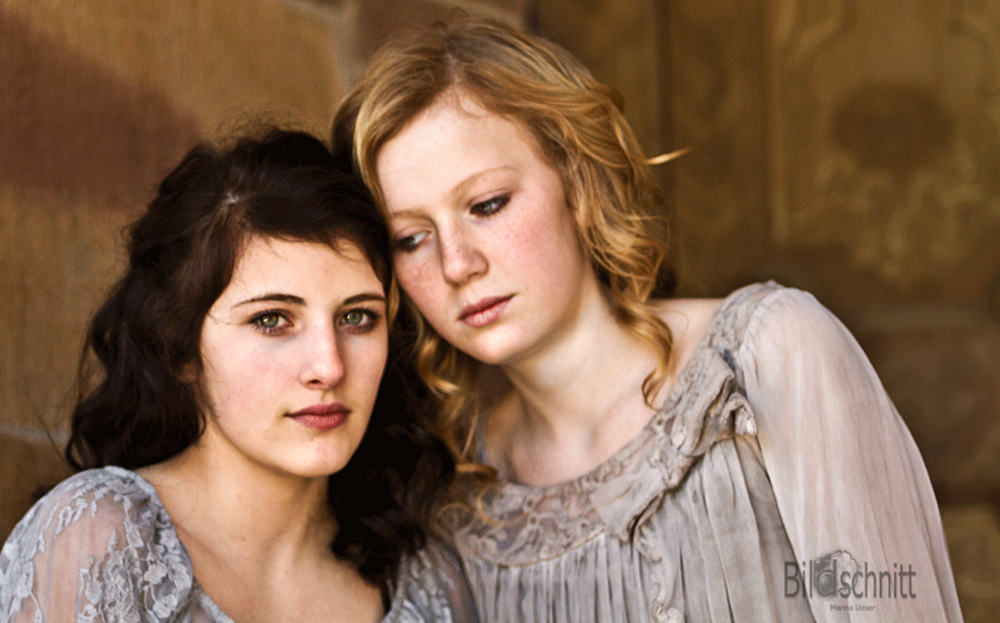 ...Jenny und Lilly..