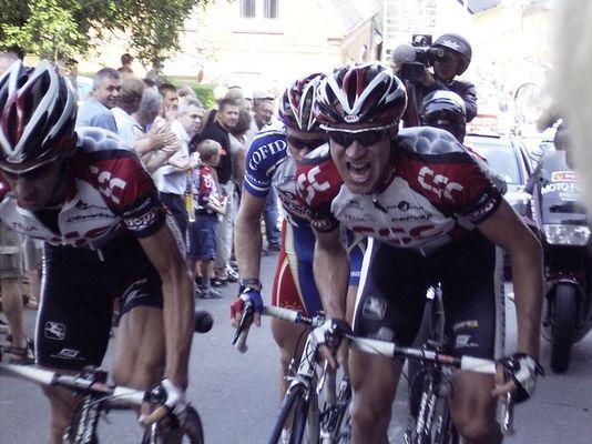 Jens Voigt, Dänemarkrundfahrt 2004
