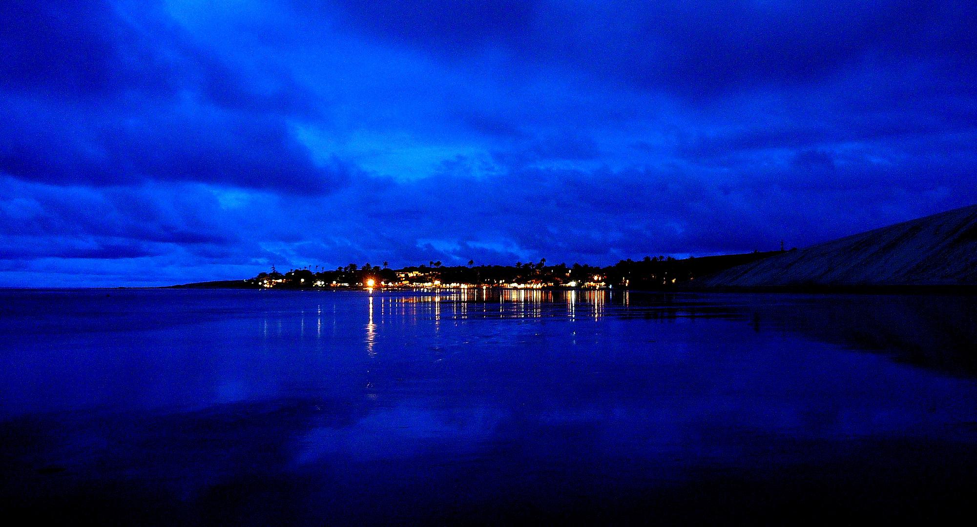 jericoacoara by night