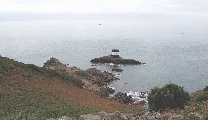 Jersey, Noirmont Point Light