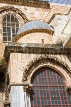 Jerusalem an der Grabeskirche