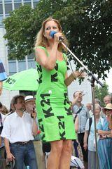 Jeschi Paul singt für K21 Juli 2010 Stuttgart