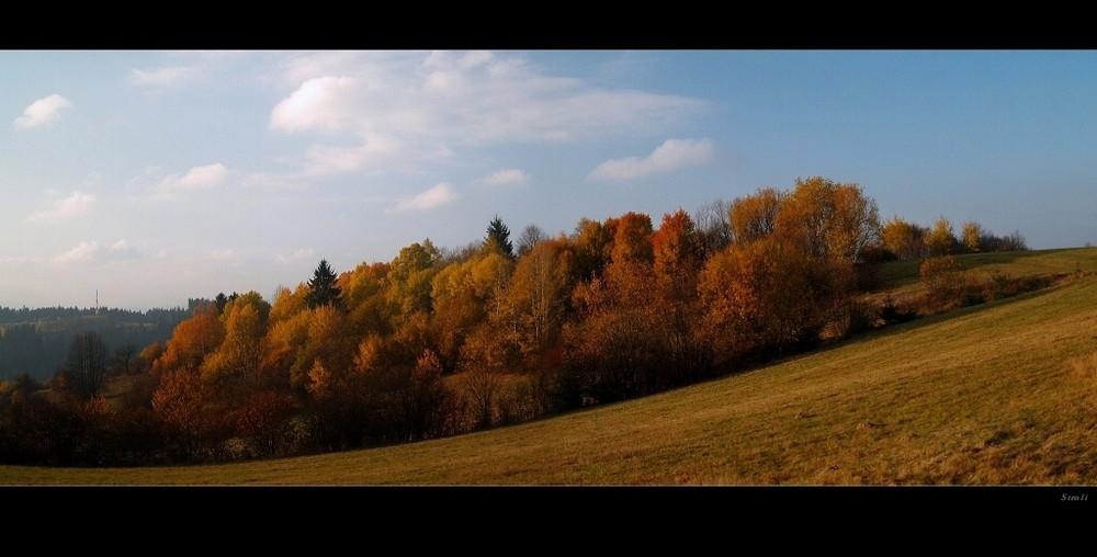 Jeseń -Slovakia