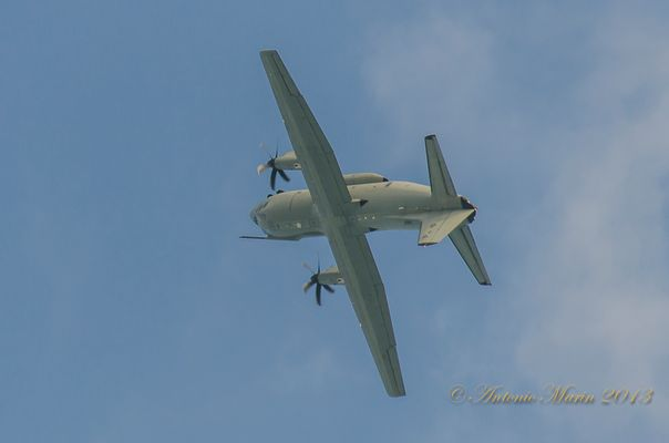 Jesolo airshow 2013