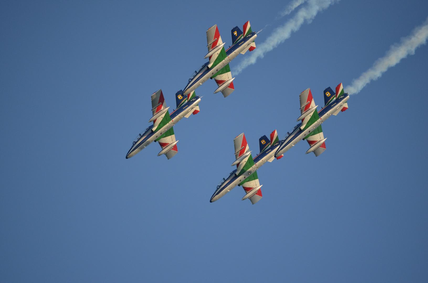 Jesolo Airshow 2013 - Frecce Tricolori