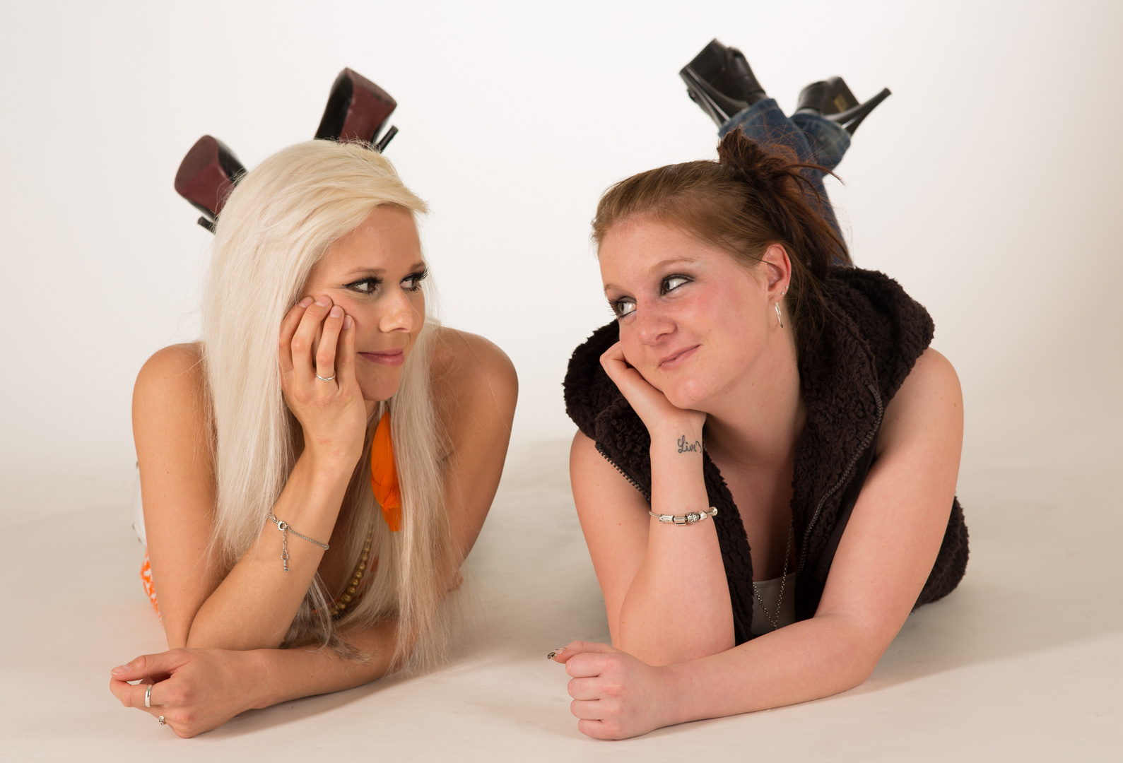 Jessi und Nadine