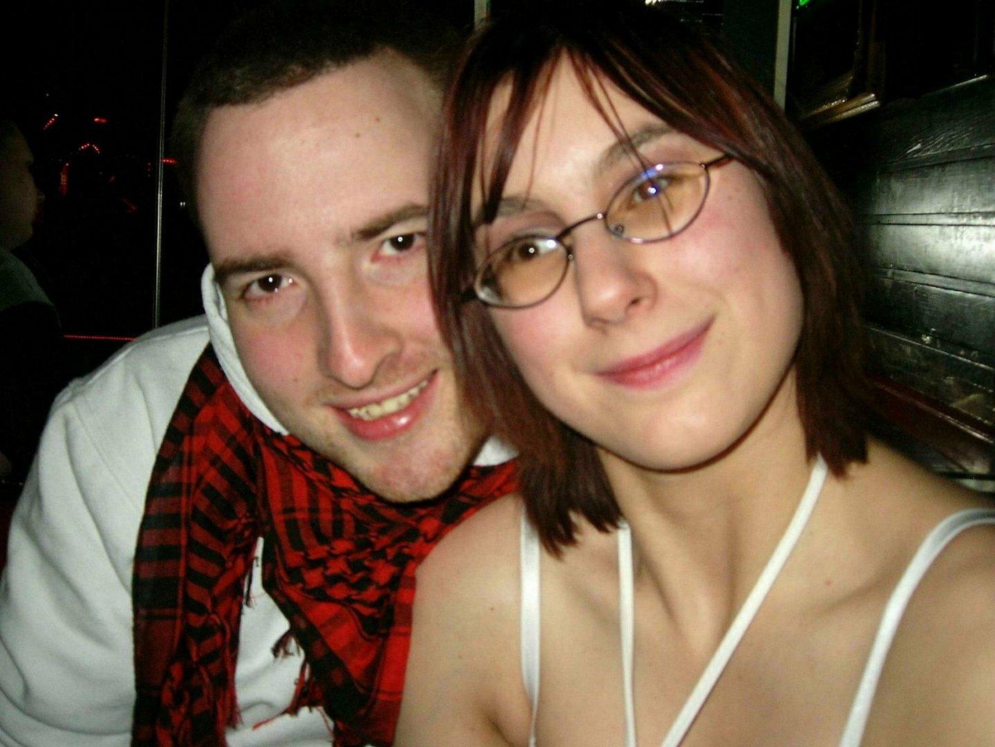 Jessy & Ich in der Disco