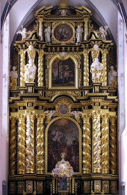Jesuitenkirche Paderborn...