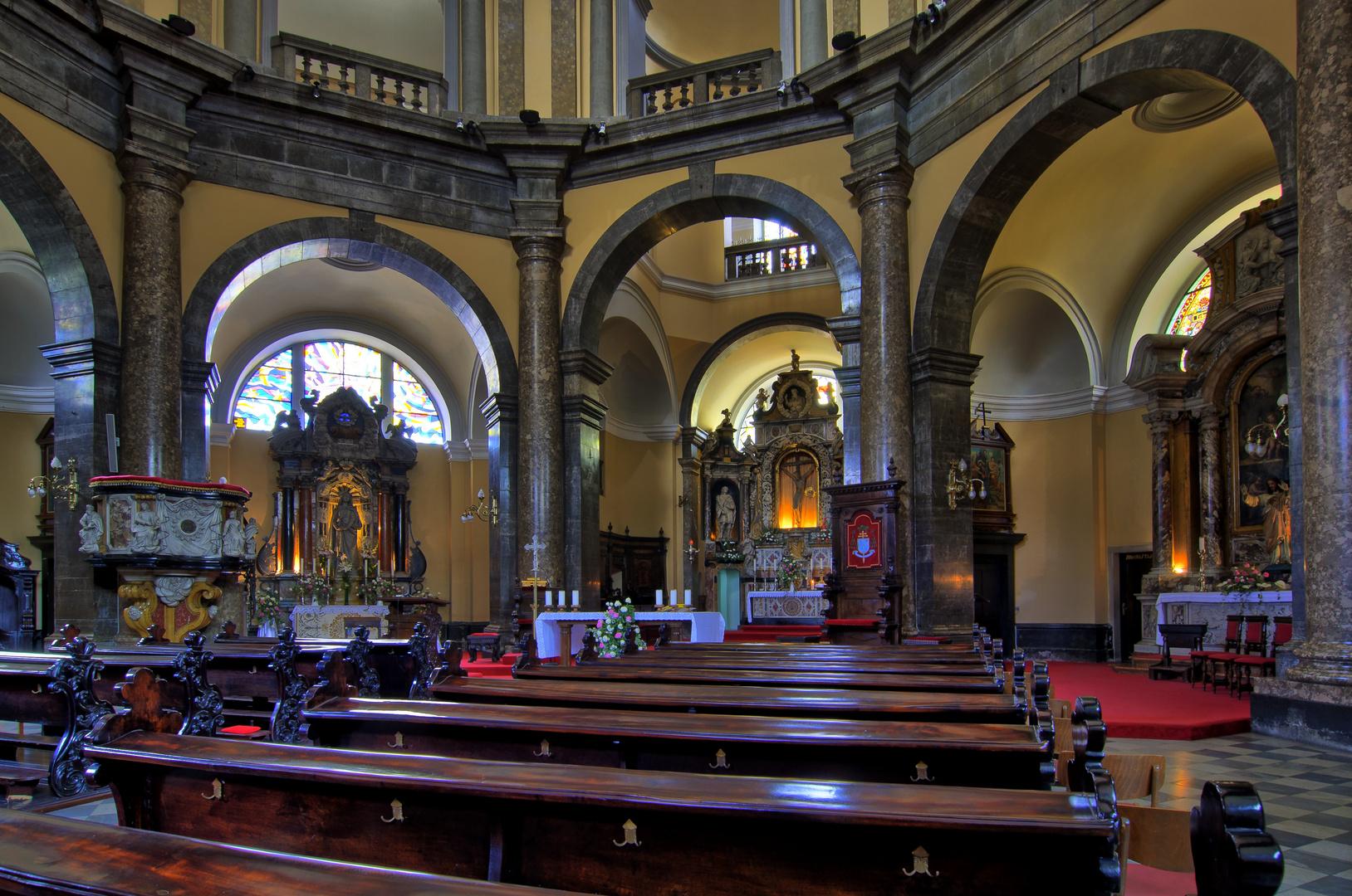 Jesuitenkirche Sv. Vid Rijeka