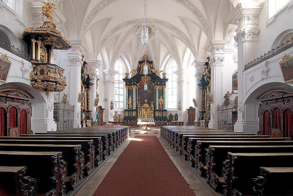 Jesuitenkirche zu Straubing