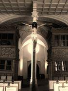 Jesus Figur - Marktkirche Halle(Saale)