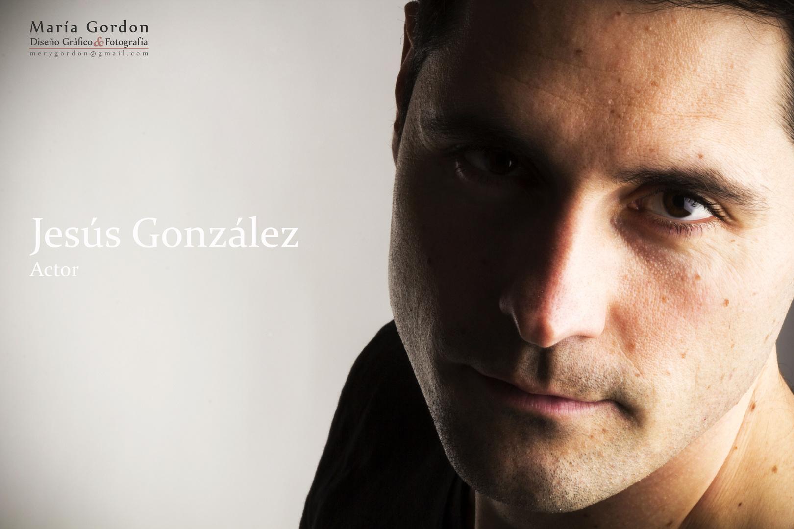 Jesús González - Actor - Book fotográfico