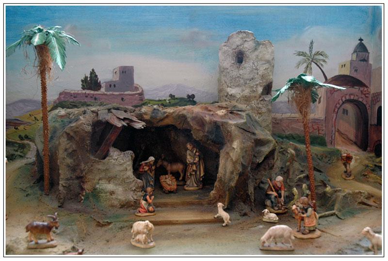Jesus ist geboren .....