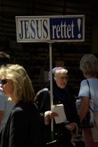 Jesus rettet