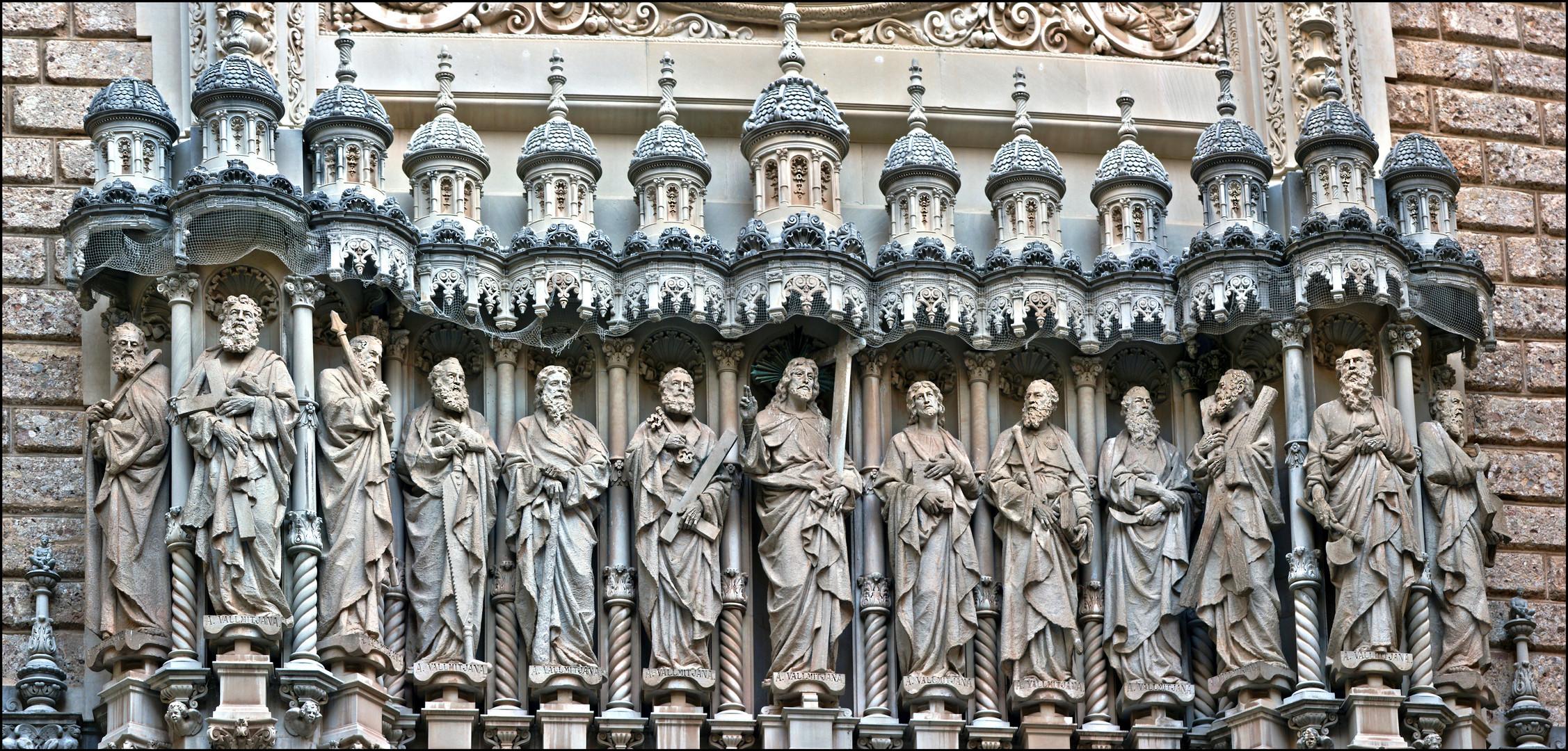 Die 12 Apostel Und Ihre Symbole