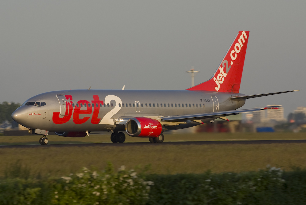 Jet2 - Boeing 737-377