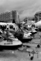 Jets à Vichy