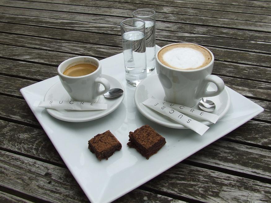 jetz aber Kaffeepause !