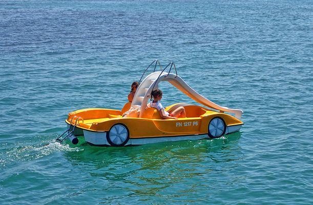 Jetzt fahrn wir übern See übern See ...