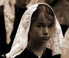Jeune fille de la Sanch