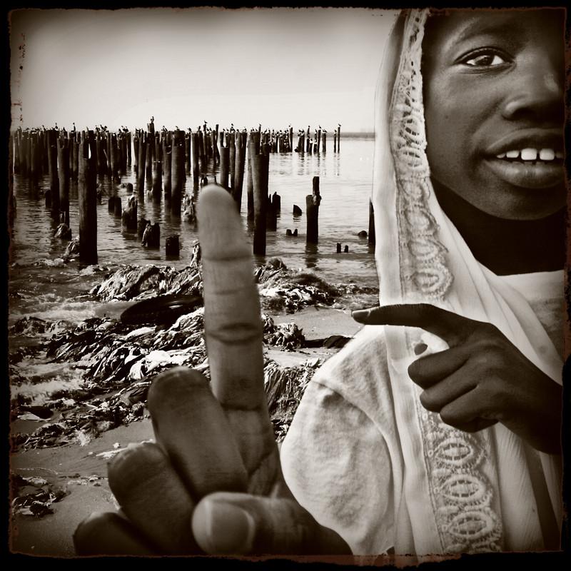 jeune Sénégalais