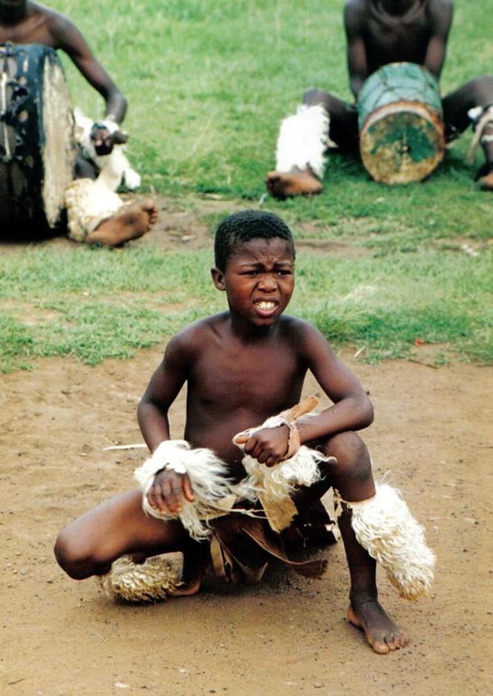 jeune zoulou
