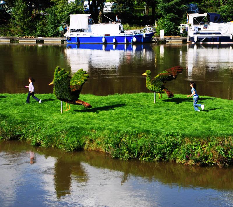 Jeux sur la Meuse