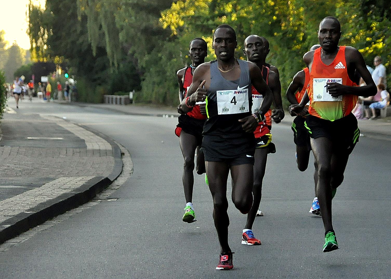 Jever Fun Lauf 2012
