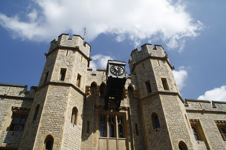 Jewels House im Tower of London