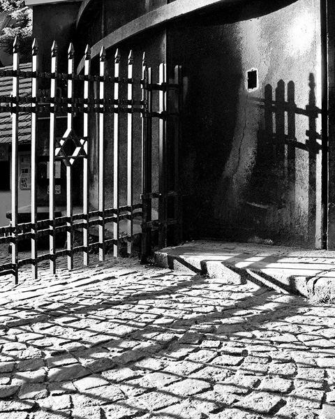 Jewish Cemetary Gate