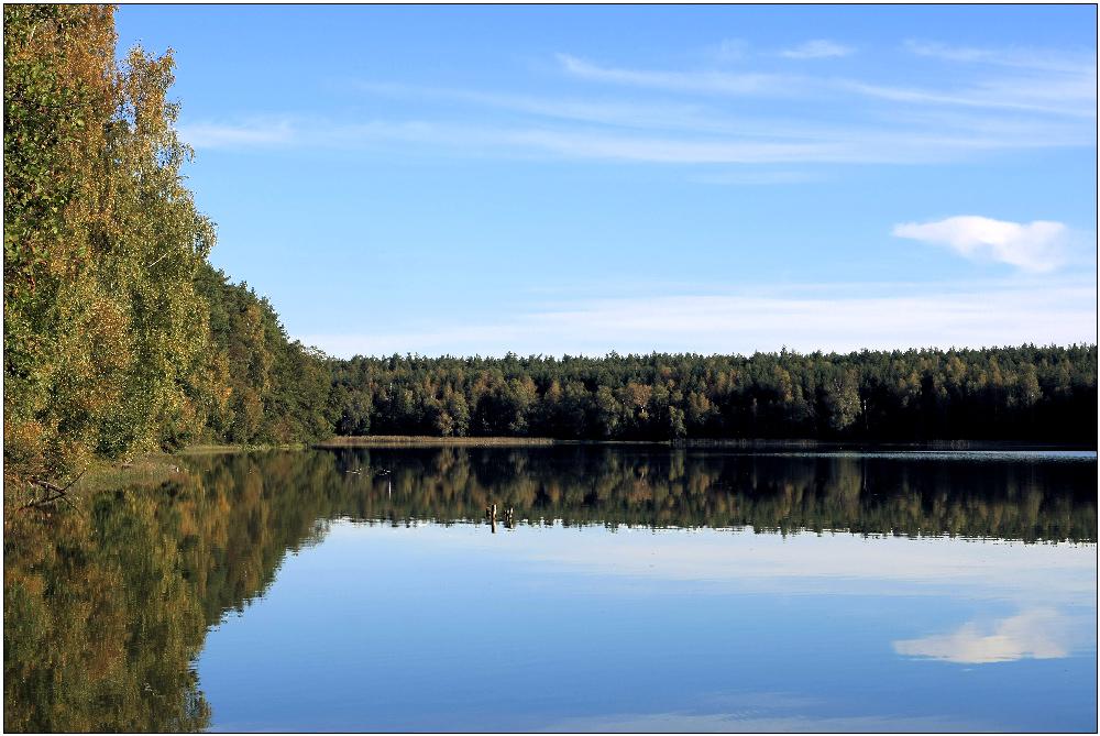 Jezioro Konik