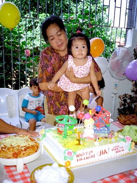 Jia's Geburtstag