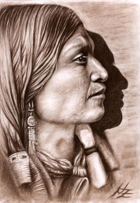 Jicarilla Apache Chief