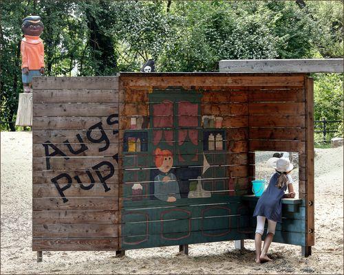 Jim Knopf und sein Lummerland-Spielplatz