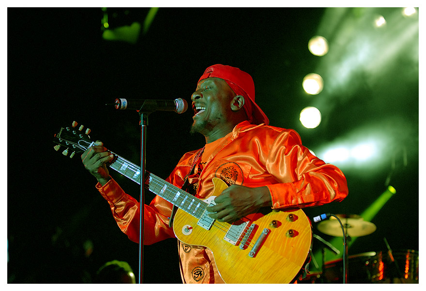 Jimmy Cliff @ Move to Rugenrock Interlaken