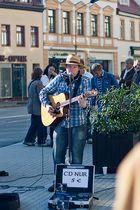 Jimmy Kelly in Lutherstadt Eisleben