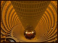 Jin Mao Tower Lobby