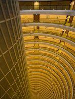 Jin-Mao-Tower von innen, mal andere Perspektive