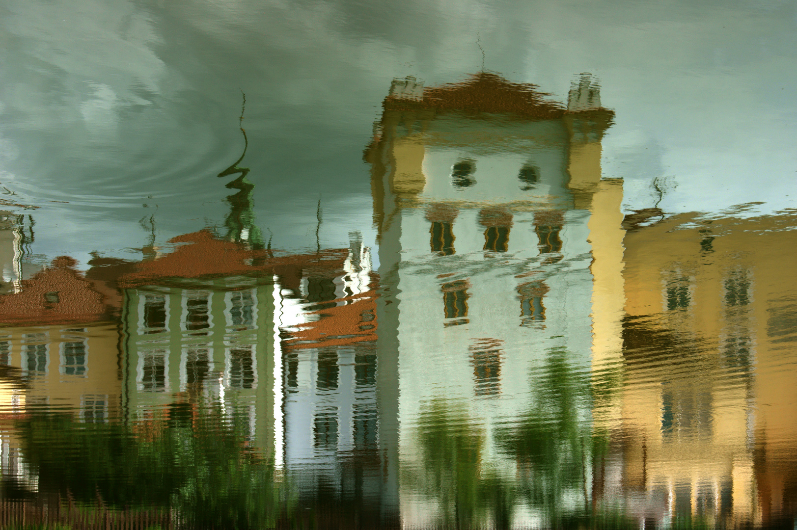 Jindrichuv Hradec im Vajgar