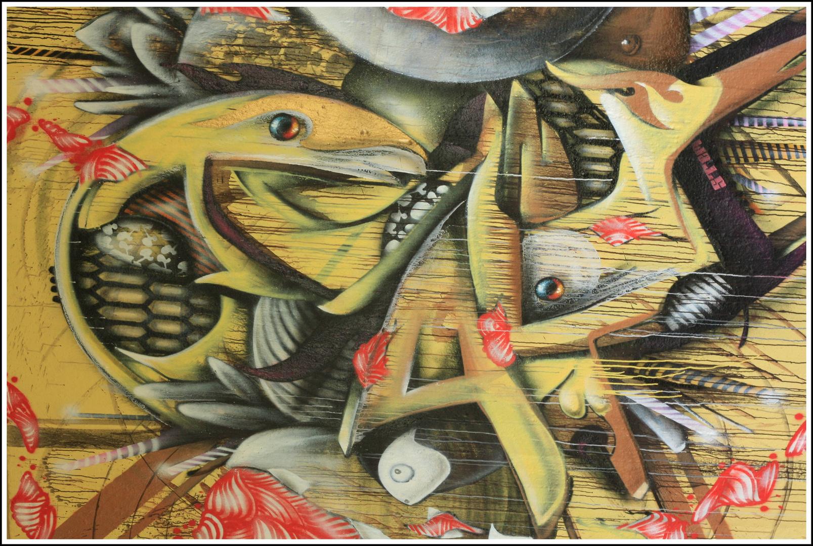 jo-come on          Graffiti