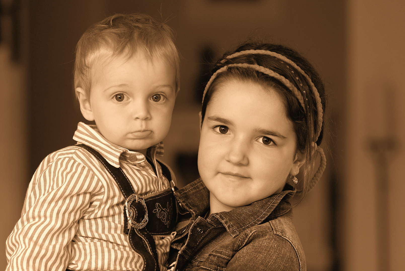 Joachim & Hannah