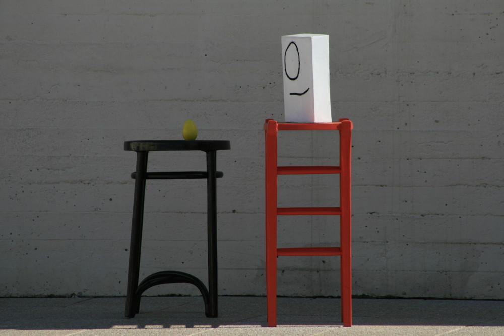 Joan Miró - Die Hocker!