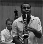 Joander Cruz, Saxophon