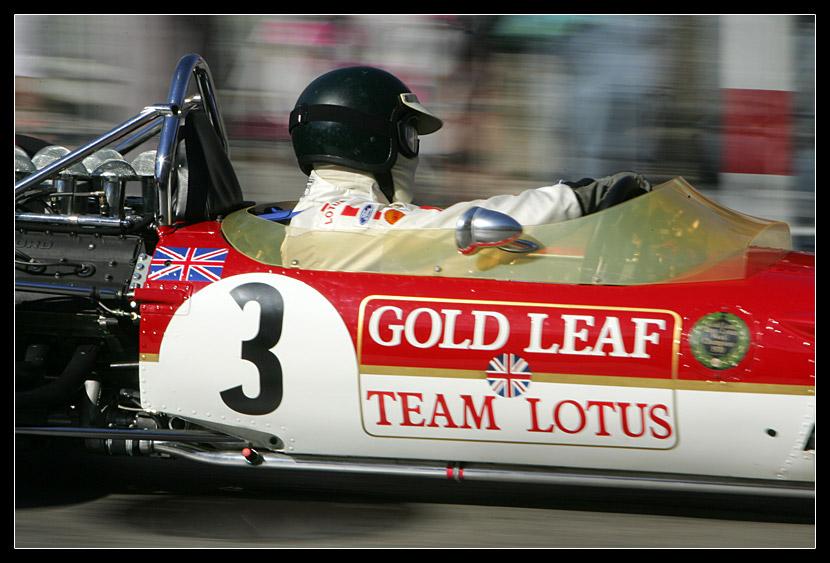 Jochen Rindt Lotus
